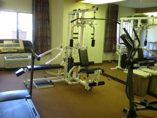 Sleep Inn: Exercise Room