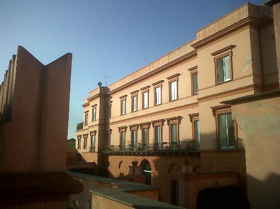 Miglio d'Oro Park Hotel: L'hotel dal parco