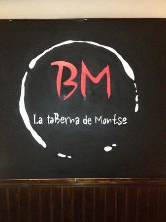 La Taberna de Montse:                                                       the place to be
