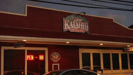 Kalaheo Steak & Ribs: Kalaheo Steak House