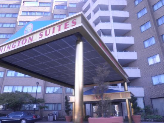 Washington Suites Alexandria: hotel