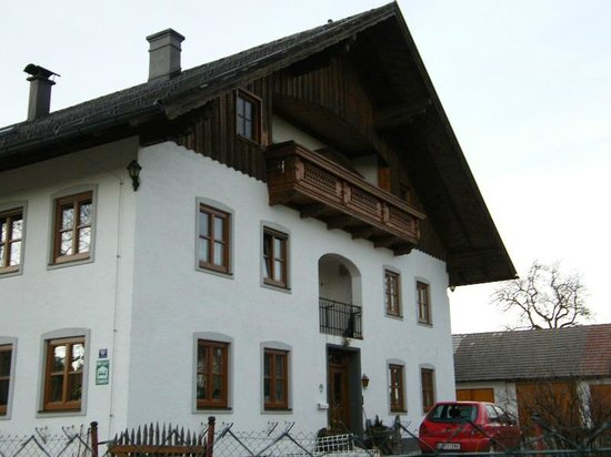 Bauernhof Stroblbauernhof: Farm house