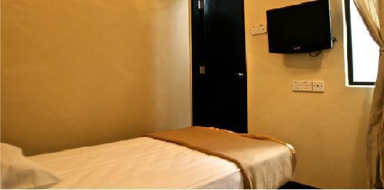 Etika Inn : Single Bed