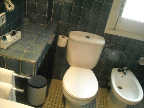 Hotel Peninsular: bagno