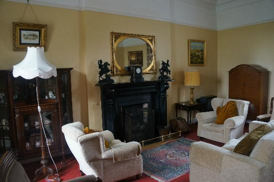 Ballon, Irland: Drawing room
