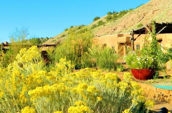 Ojo Caliente Mineral Springs Resort and Spa: Ojo Autumn