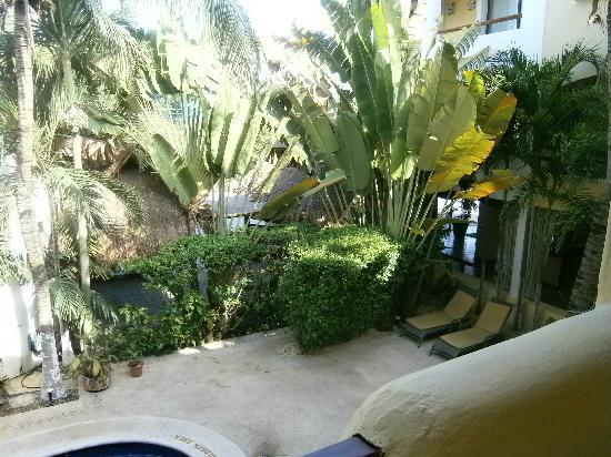 Hotel Riviera Caribe Maya: Acceso