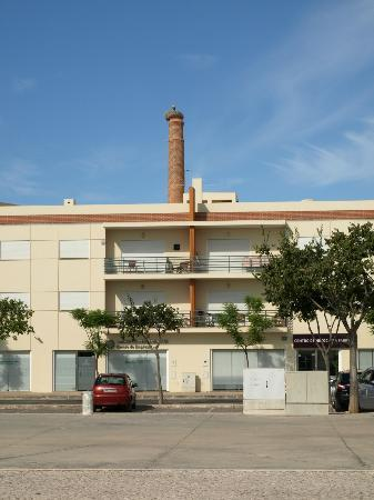 Algarve Ocean: You may see a Stork on the top of the chimney