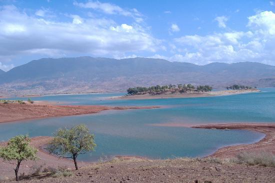 Morocco Unexplored - Private Day Tours: Wild camping & fishing above Azrou.
