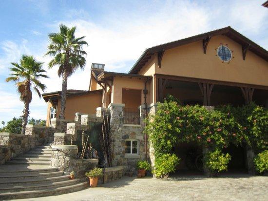 Silverado Vineyards Napa Ca Hours Address Attraction