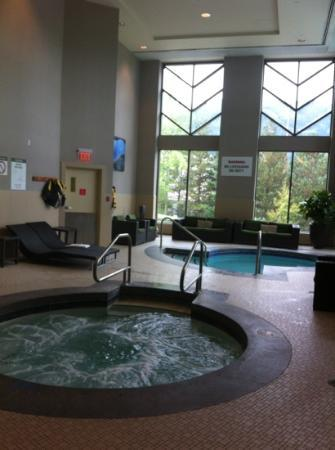 The Westin Resort & Spa, Whistler: indoor spa