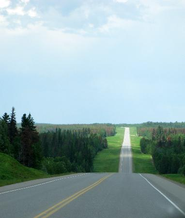 Great road trip! The Alaska Highway