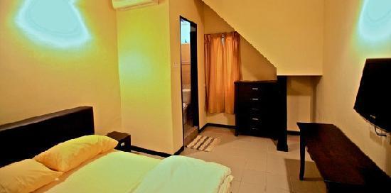 Etika Inn : Double Bed