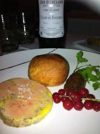 foie gras chutney de figue et brioche picture of le tilleul st paul de vence tripadvisor. Black Bedroom Furniture Sets. Home Design Ideas