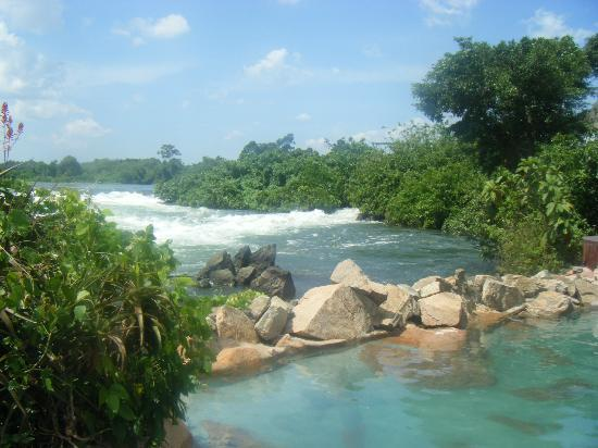 Wildwaters Lodge: Rapids
