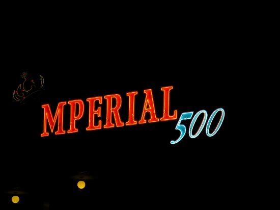 Imperial 500 Motel: Imperial 500 Neon