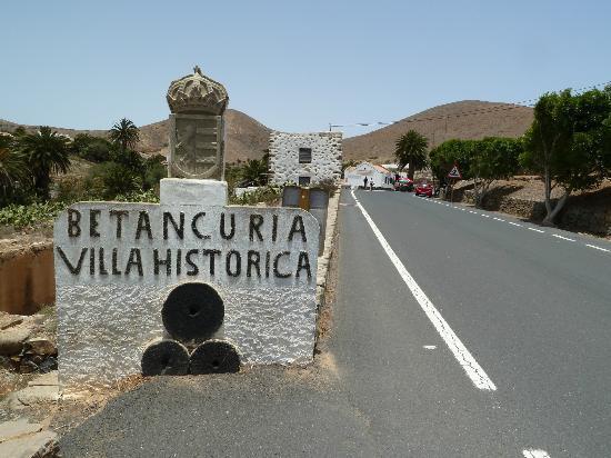 Barcelo Fuerteventura Thalasso Spa: Betancuria - worth a visit