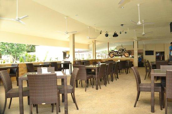Kingston Lodge: Restaurant