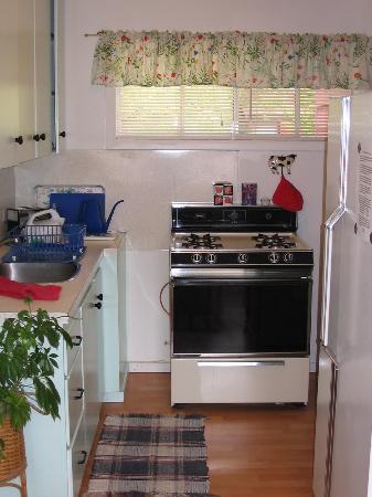 A Tamarack House: Full Kitchen