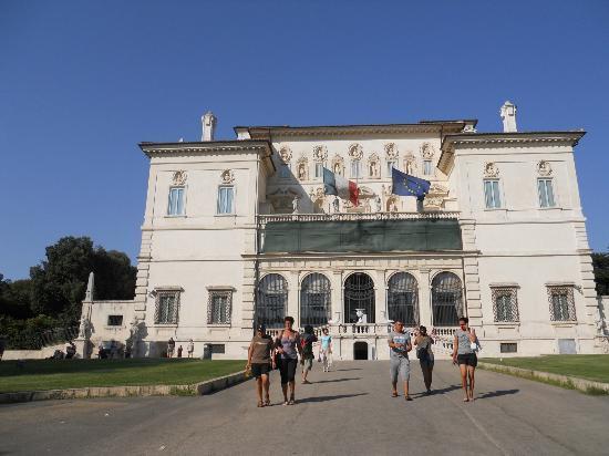 Hotel Victoria : Villa Borghese