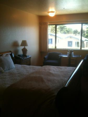 Cambria Landing Inn & Suites : Traditional King - Room 208