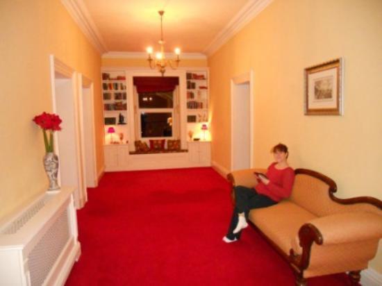 Knockeven House: Using Wi-fi