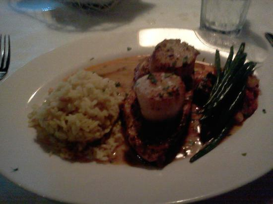 South Beach Grill: Scallops