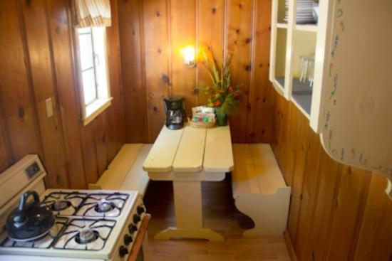 Outside Inn: #5, the Single Track Suite's Kitchen