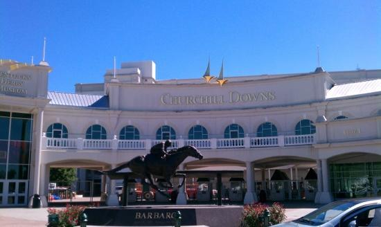 Kentucky Derby Museum: churchill downs