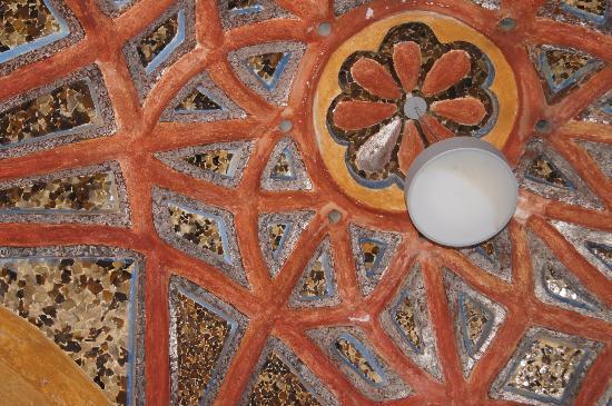 Museo de Arte Contemporaneo de Oaxaca (MACO): Cúpula del MACO