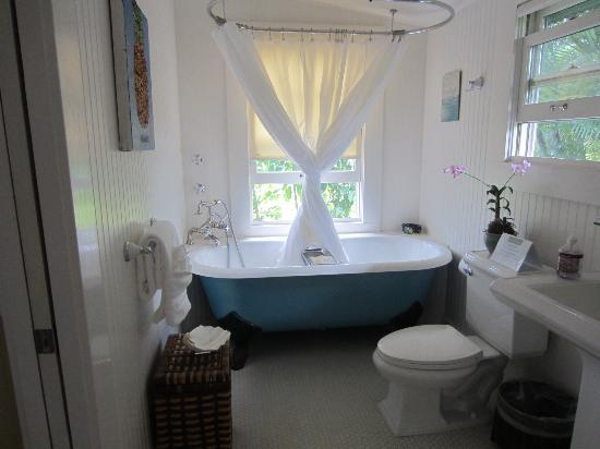 The Guest Houses at Malanai in Hana: Charming bathroom