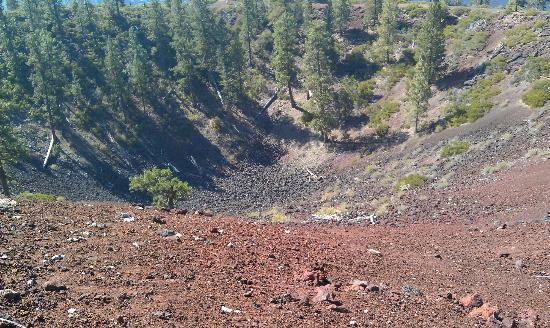 Lava Lands Visitor Center: Lava Butte