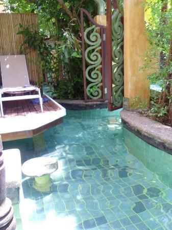 Sawasdee Village: Villa private pool