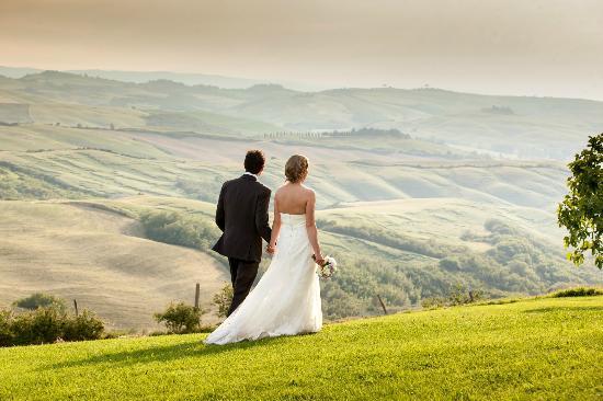 Wedding at Podere Finerri