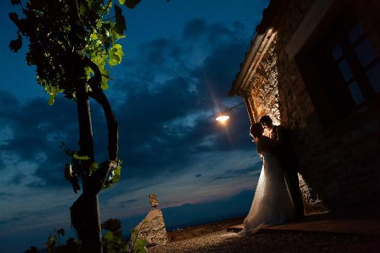 Wedding at Podere Finerri