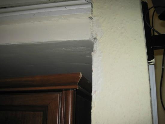My Place Dublin Hotel: It's falling apart