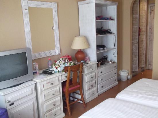 Isla Canela, Espanha: Our room