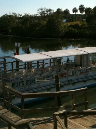 billys boat ride