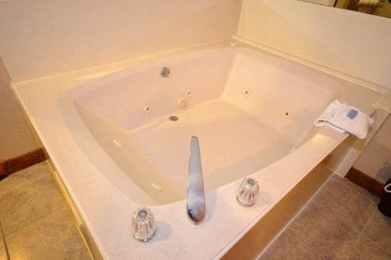 BEST WESTERN PLUS Northwest Inn & Suites: Whirlpool Tub