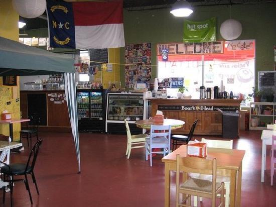 Owen's Bagel & Deli Shop Incorporated: Interior