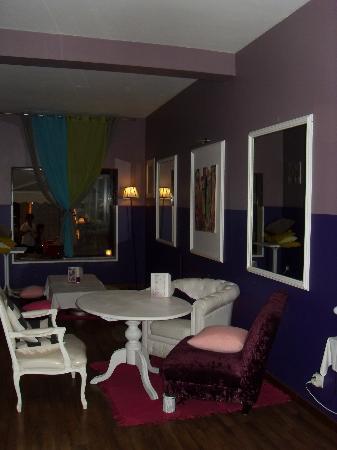 Restaurante Abstracto : deuxième salle