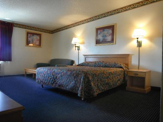 Motel 6 Merced: Single King