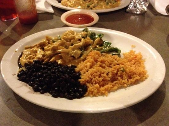 Rajas poblanas - Picture of El Rodeo, Raleigh - TripAdvisor