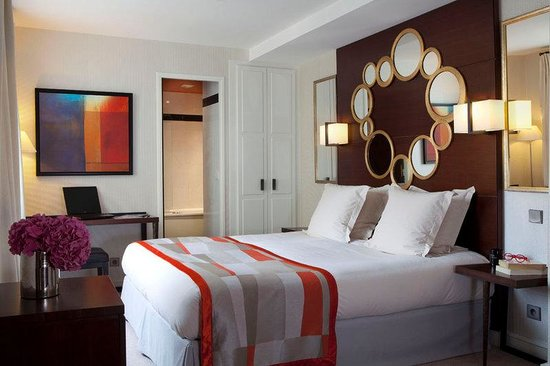 Hotel le Senat: Deluxe Room