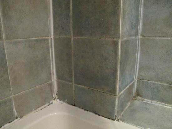 Li An Lodge: Inside shower