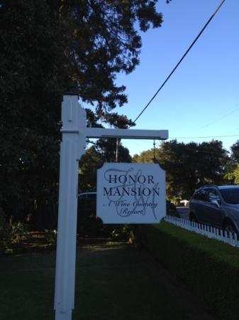Honor Mansion, A Wine Country Resort照片