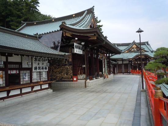 Mondo Yakujin : 門の厄神(3)