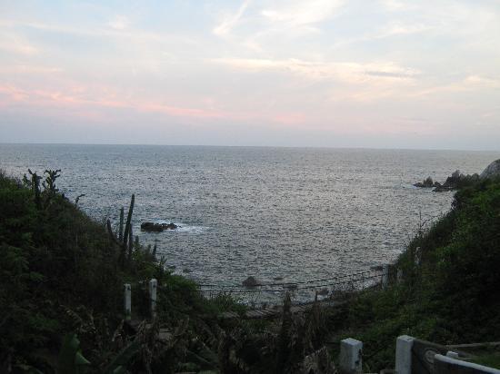 Villas Coral: ATARDECER