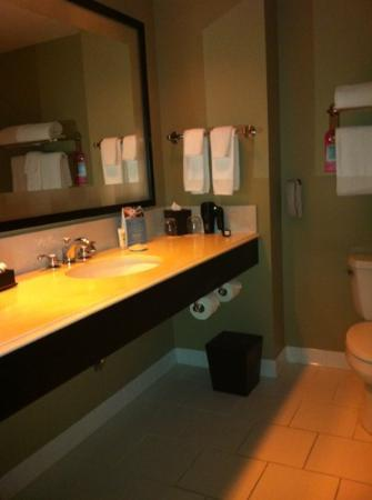 Grand Bohemian Hotel Orlando, Autograph Collection : Rm 1230 Bathroom