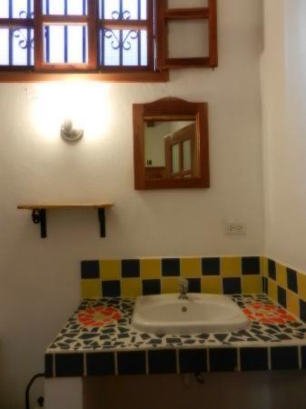 La Casa de Cafe : Bathroom